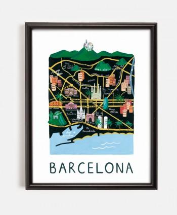 Lámina - Barcelona