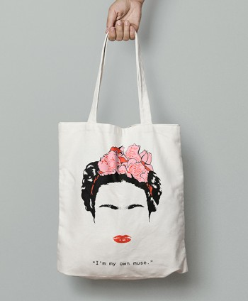 Tote Bag - Frida Musa