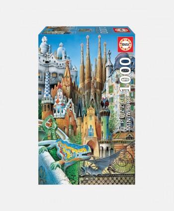 Puzzle Gaudí 1000 piezas
