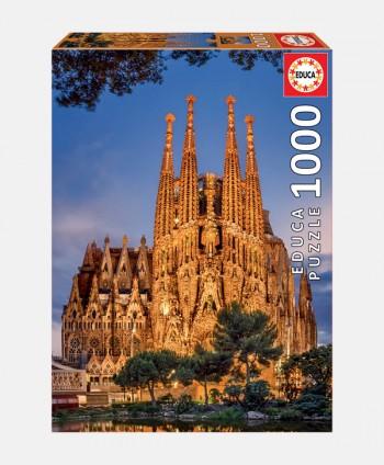 Puzzle Sagrada Familia 1000...