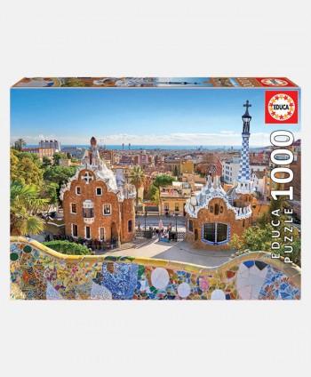 Puzzle Park Guell 1000 piezas