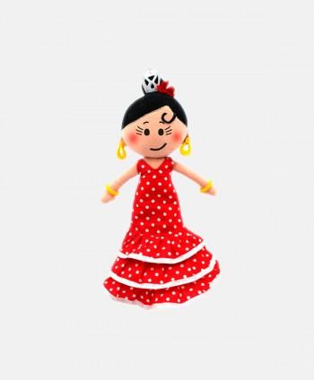 Muñeca Flamenca