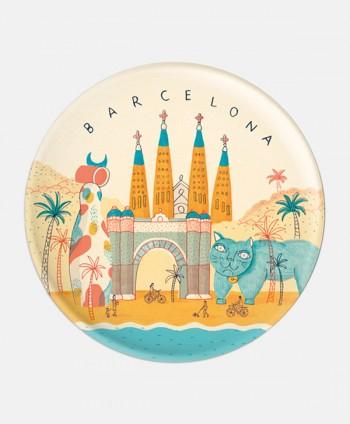 Imán - Artwork Barcelona