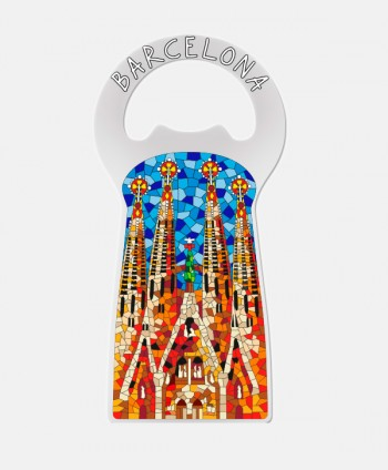 Bottle-opener - Sagrada...