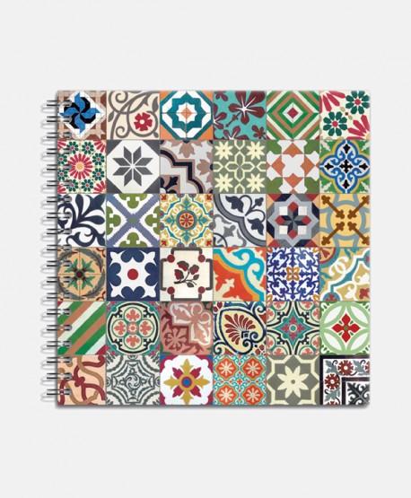 Libreta - Azulejos de Barcelona