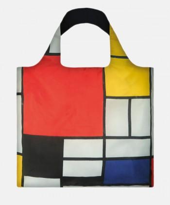 Shopping bag - Mondrian