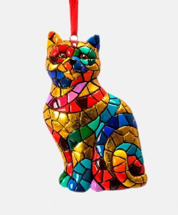 Christmas Ornament - Cat