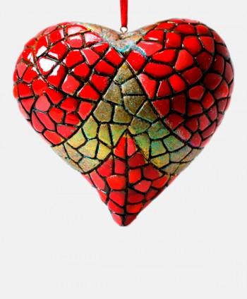 Christmas Ornament - Heart