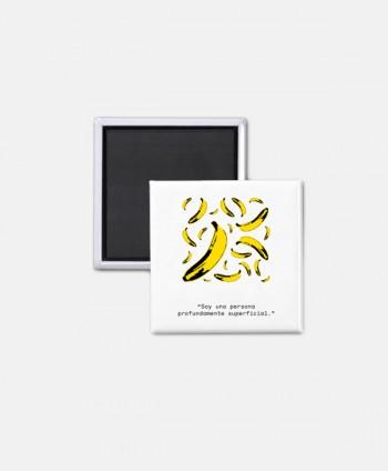 Magnet - Warhol Bananas