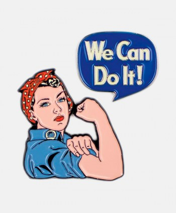 Set Pin - Rosie & We can do it