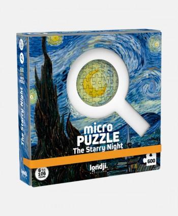 Micropuzzle 600 pcs. Noche...