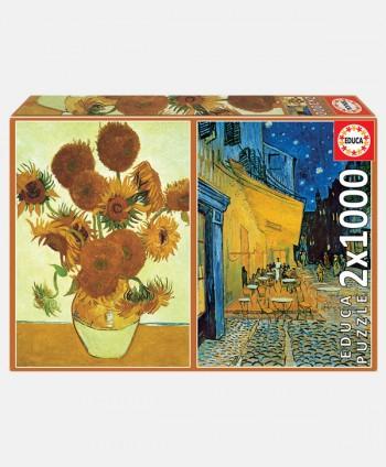 Puzzle - Van Gogh 2 x 1000 pcs