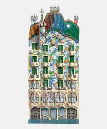 Recortable Casa Batlló