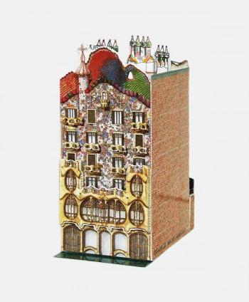 Mini Cut Kit Casa Batlló