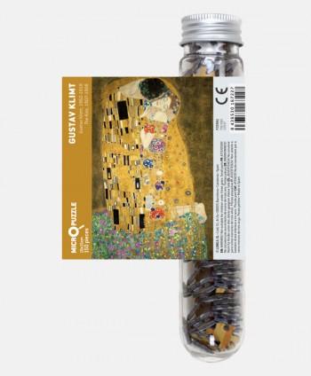 """Micropuzzle """"The Kiss"""" Klimt"""
