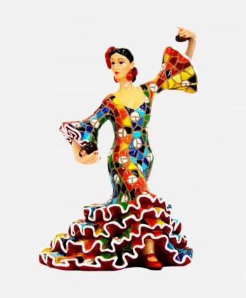 Sevillana Multicolor - 28 cm