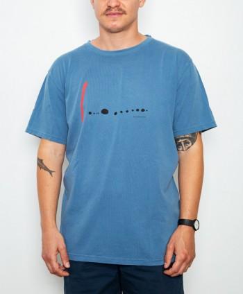 T-shirt - Bleu II