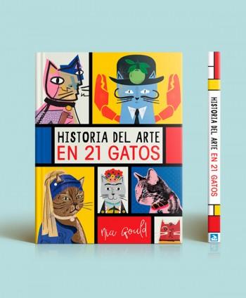 Historia del Arte en 21 Gatos