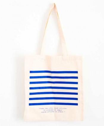 Tote Bag - Stripes