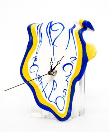 Surrealistic Clock Shelving...