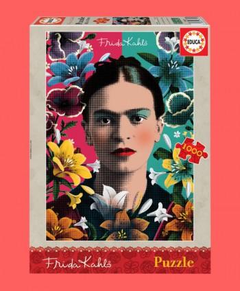 Puzzle - Frida Kahlo 1000 pcs