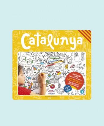 Coloring Map - Catalunya