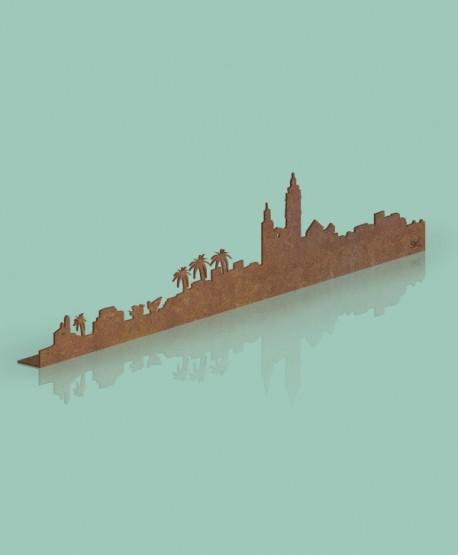 Figura Skyline Sitges