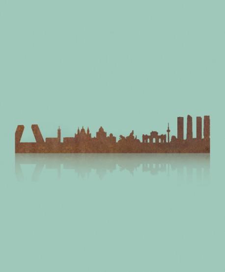 Figura Skyline Madrid
