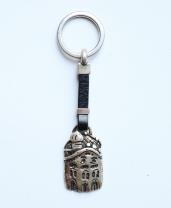 Keyring - Casa Batlló Leather
