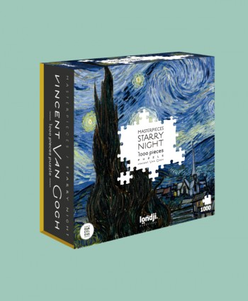Puzzle Starry Night 1000...
