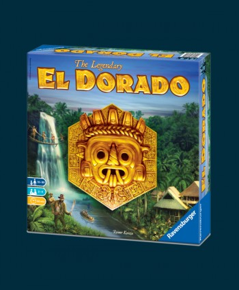 El Dorado- Juego de mesa