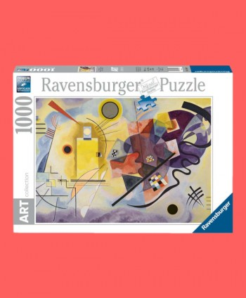 Kandinsky Puzzle 1000 pieces