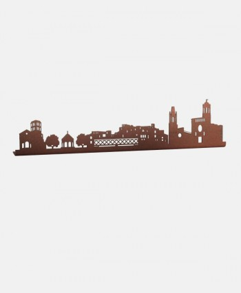 Figura Skyline Girona