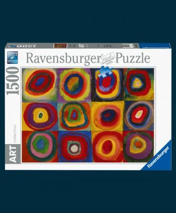 Kandinsky Puzzle 1500 pieces