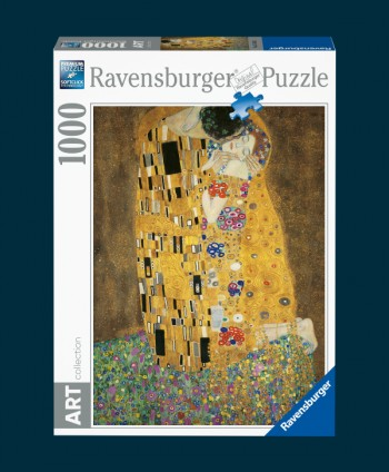 Puzzle El Beso Klimt 1000...