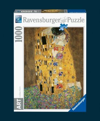 The Kiss Klimt Puzzle 1000...