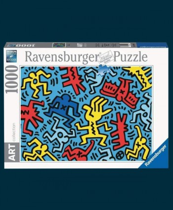 Puzzle Keith Haring 1000...