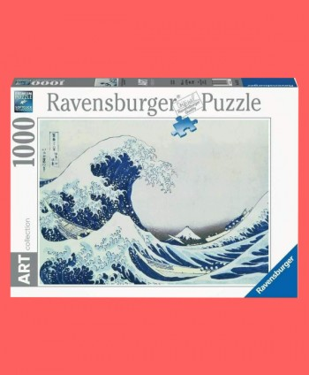 Hokusai Puzzle 1000 pieces
