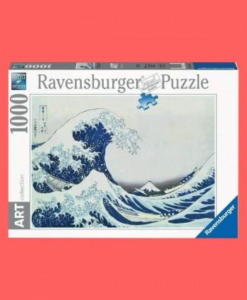 Puzzle Hokusai 1000 piezas