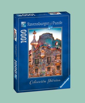 Puzzle Casa Batlló 1000 piezas