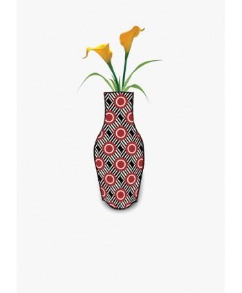 Fabric Vase - Popova