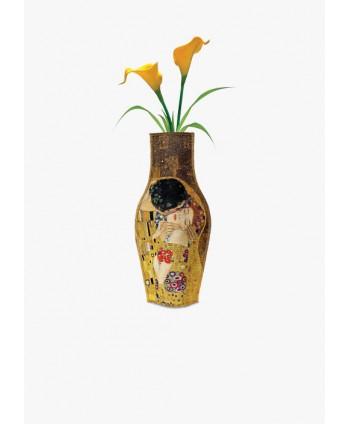 Fabric Vase - Klimt