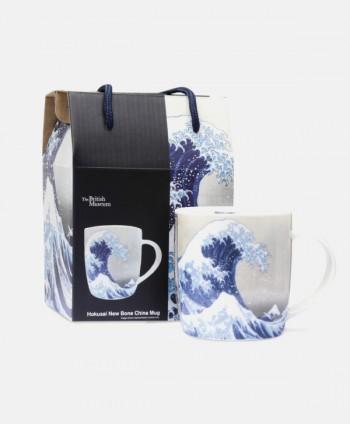 """Mug - Hokusai """"La Ola"""""""