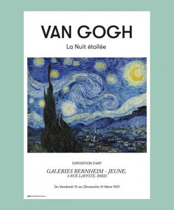 Póster Van Gogh