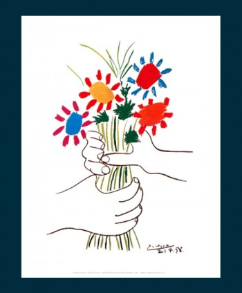 Bouquet with Flowers...