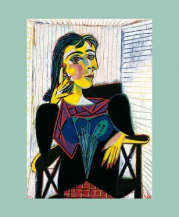 """Póster Picasso """"Retrato de..."""