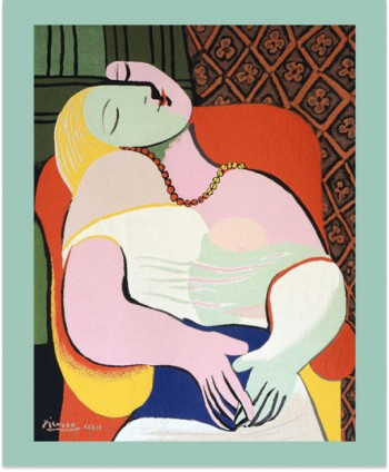 The Dream Picasso Poster